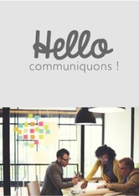 Business Plan Agence-de-communication Page 0