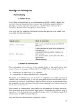 Business Plan Agence-de-communication Page 10