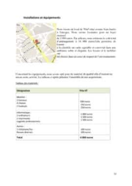 Business Plan Agence-de-communication Page 12