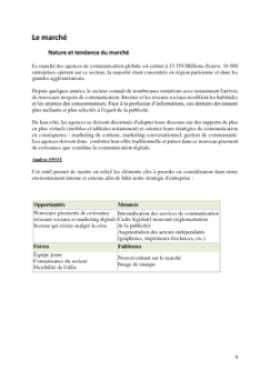 Business Plan Agence-de-communication Page 6