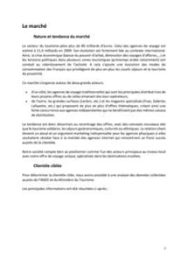 Business Plan Agence-de-voyage Page 7