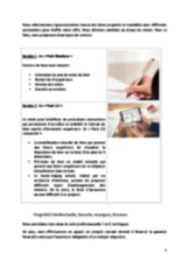 Business Plan Agence-immobiliere Page 5
