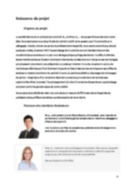 Business Plan Auto-ecole Page 4