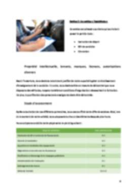 Business Plan Auto-ecole Page 6