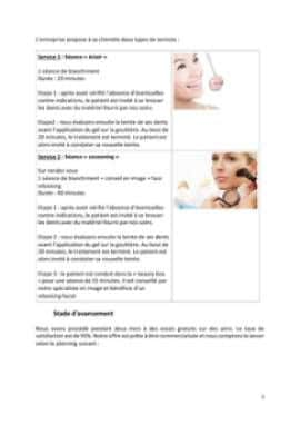 Business Plan Bar-a-sourire Page 5