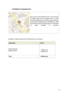 Business Plan Bar-a-theme-bar-a-vins Page 11