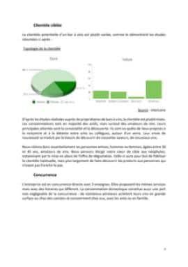 Business Plan Bar-a-theme-bar-a-vins Page 7