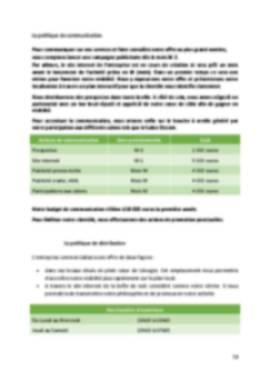 Business Plan Boite-de-nuit Page 13