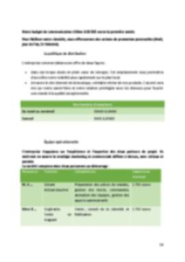 Business Plan Boucherie Page 13