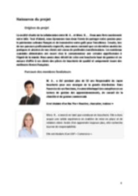 Business Plan Boucherie Page 3