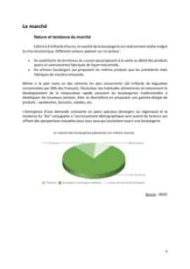 Business Plan Boulangerie-traditionnelle Page 6