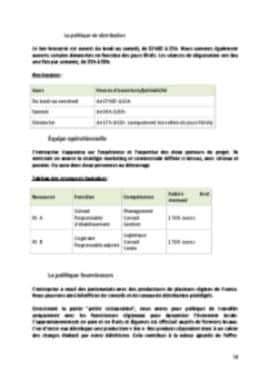 Business Plan Brasserie Page 10