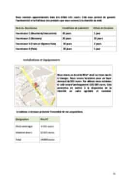 Business Plan Brasserie Page 11