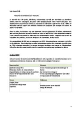 Business Plan Brasserie Page 6