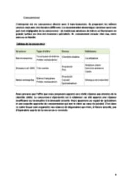 Business Plan Brasserie Page 8