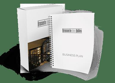Business Plan Brasserie