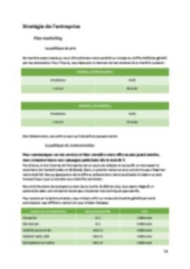 Business Plan Cabinet-de-dietetique Page 12