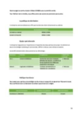 Business Plan Cabinet-de-dietetique Page 13