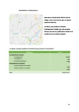 Business Plan Cabinet-de-dietetique Page 14