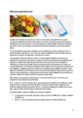 Business Plan Cabinet-de-dietetique Page 2