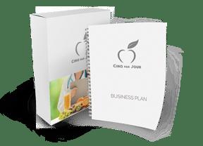 Business Plan Cabinet de Diététique
