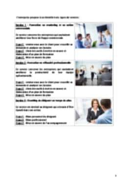 Business Plan Cabinet-de-formation Page 5
