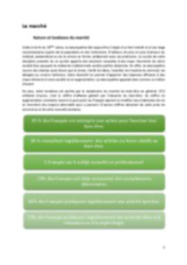 Business Plan Cabinet-de-naturopathie Page 7