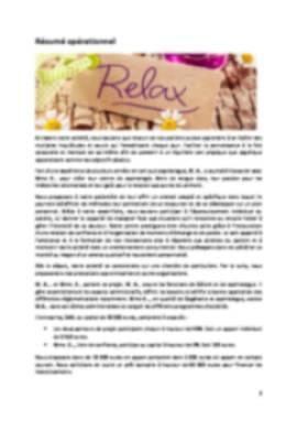 Business Plan Cabinet-de-sophrologie Page 2