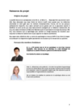 Business Plan Cabinet-de-sophrologie Page 3