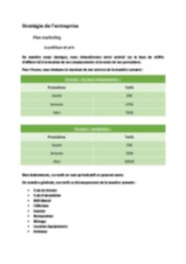 Business Plan Camping Page 13