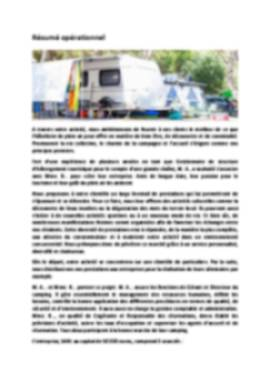 Business Plan Camping Page 2