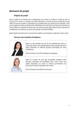 Business Plan Centre-de-bien-etre-spa Page 3