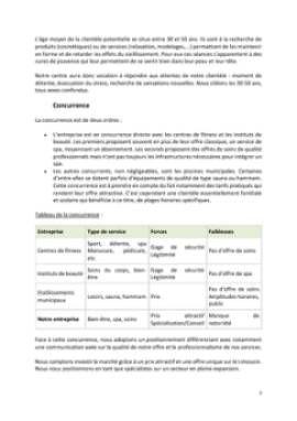 Business Plan Centre-de-bien-etre-spa Page 7