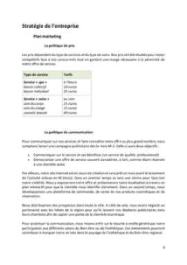 Business Plan Centre-de-bien-etre-spa Page 8