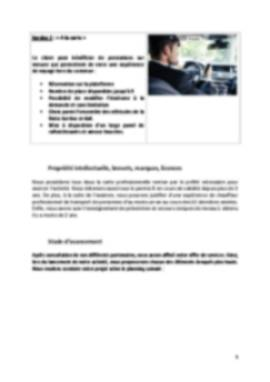 Business Plan Chauffeur-vtc Page 5