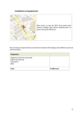 Business Plan Conciergerie-pour-particuliers-et-entreprises Page 12
