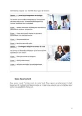 Business Plan Consultant-en-management-et-strategie-dentreprise Page 5