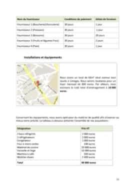 Business Plan Cours-de-cuisine-a-domicile Page 11