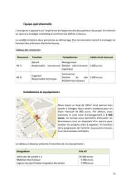 Business Plan E-commerce-vente-en-ligne Page 11