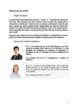 Business Plan Entreprise-btp Page 4
