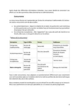 Business Plan Entreprise-de-nettoyage Page 8
