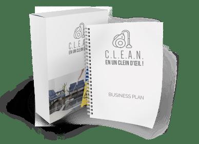 Business Plan Entreprise de Nettoyage
