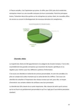 Business Plan Entreprise-informatique-ssii Page 10