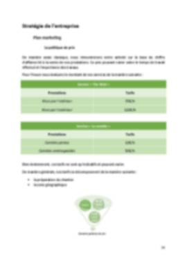 Business Plan Entreprise-isolation Page 14