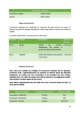 Business Plan Entreprise-isolation Page 16