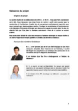 Business Plan Entreprise-isolation Page 3