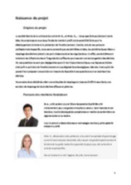Business Plan Entreprise-recyclage Page 4