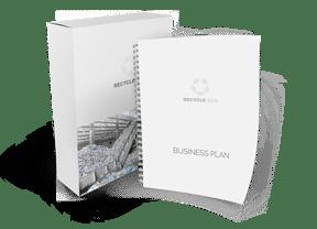 Business Plan Entreprise de Recyclage