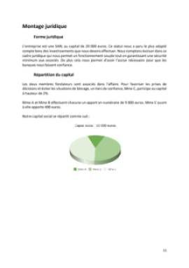 Business Plan Epicerie-fine Page 11