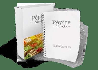 Business Plan Épicerie Fine